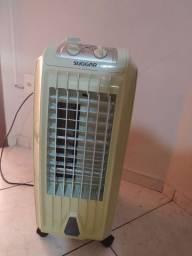 climatizador de ar suggar possui resfriar e aquecer