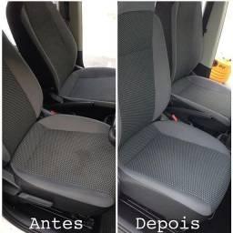Higienização promoção Caminhão, carros , sofás e colchões