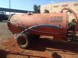 Churumeira Incomagri 4000 litros Lobular