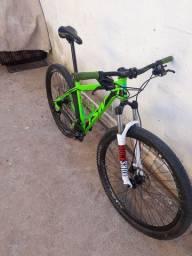 Vendo bicicleta mtb da tsw aro 29