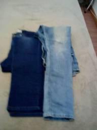 Calça jeans masculina Tam 40
