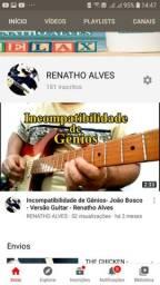 Curso de Violão/Guitarra
