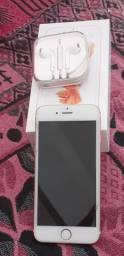 Celular iPhone 6s rose