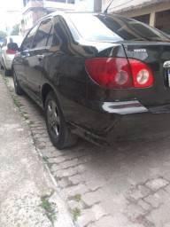 Corolla automático 2005/06