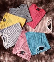 8 Camisetas Eagle Clothing 300,00