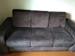 Sofa 2 e 3 lugares sem uso lindo