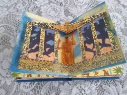 Livro Raro The Seven ancient Wonders of the Word (Celia King)