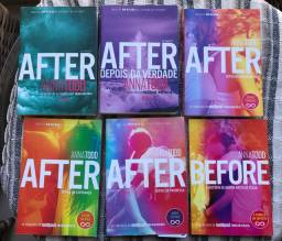Coleção AFTER - Anna Tood