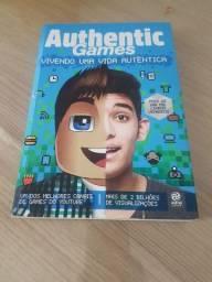 Livro authentic games vivendo uma vida authentica