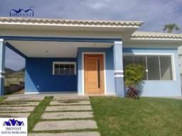 Excelente casa à venda no Condomínio Gan Eden - Ubatiba -Maricá/RJ