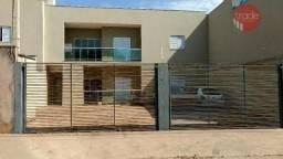 Apartamento com 3 dormitórios para alugar, 96 m² por R$ 1.000,00/mês - Residencial e Comer