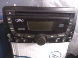 CD player original da Ecosport