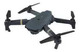 Mini drone E58 com câmera 480p. (Anápolis/GO)