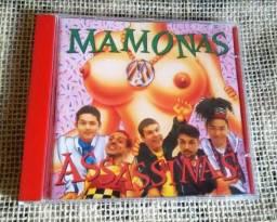 CD Mamonas Assassinas original da época em ótimo estado