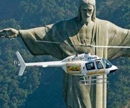 Passeio de Helicóptero -. Rio de Janeiro