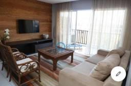 Apartamento com 3 dormitórios à venda, 107 m² por R$ 799.000 - Porto das Dunas - Fortaleza