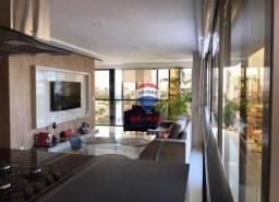 Apartamento com 1 dormitório à venda, 57 m² por R$ 429.000,00 - Ponta Negra - Natal/RN