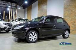 PEUGEOT 206 HATCH SENSATION 1.4 8v (Flex) 4p