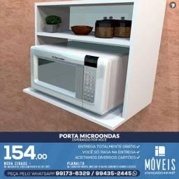 Suporte de micro-ondas 100% MDF c/ preços a partir de R$ 124,00