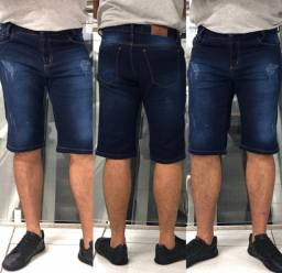 Bermuda Jeans Masculina. Atacado Fabrica Goiânia, Goiás