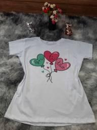 Blusa T shirt