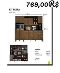 Cozinha Petra/ 10 portas /Super Promoção!!!