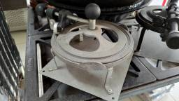Máquina fechar marmita e marmitex