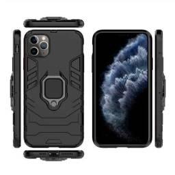 Case Capa Anti Impacto Anel 360° para iPhone 11