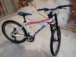 Bike Fischer aro 26 revisada e bem conservada