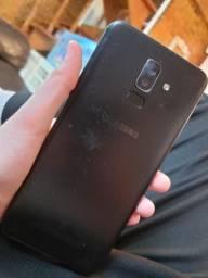 Sansung galaxi j8 troco por iphone