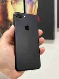 IPhone 7 Plus 128gb preto em perfeito estado