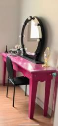 Espelho camarim portátil