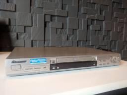 DVD Player Pioneer DV-366 + Vários filmes