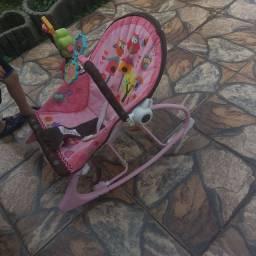 Cadeira Balanço  da Fisher Price