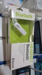 Fone de Ouvido Bluetooth Mono Auricular