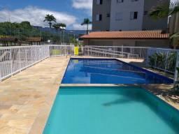 Apartamento com piscina ar condicionado churrasqueira 220.00