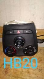 Comando de ar de HB20