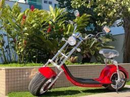 Patinete Elétrico Scooter Harley Trotinette 1500w