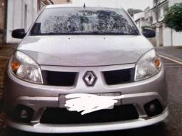 Renault Sandero 1.6 posição Flex ( aceita troca por Sentra 2008 manual )