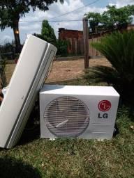 Vendo um ar-condicionado LG de 18.000 BTUs