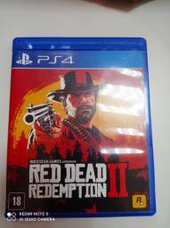 Red Dead Redemption 2 - Ps4 Mídia Física