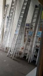 Escadas Aluminio extensivas consulte preços