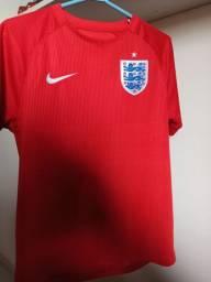 Camisa Seleção da Inglaterra 2018 Tamanho P