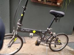 Bicicleta Dobrável Aro 20 Durban jump