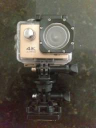 Mini câmera 4k sporte