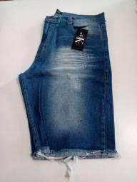 Bermudas Jeans (Entregas Grátis)