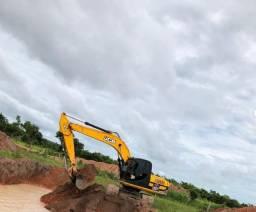 Escavadeira JCB 160
