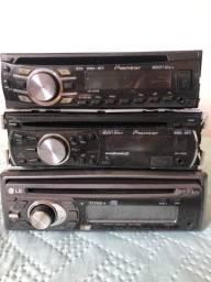 Vendo aparelhos de som e modulo