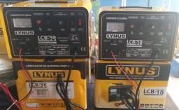 Carregadores de baterias novos