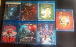 Blue Ray Desenhos Disney